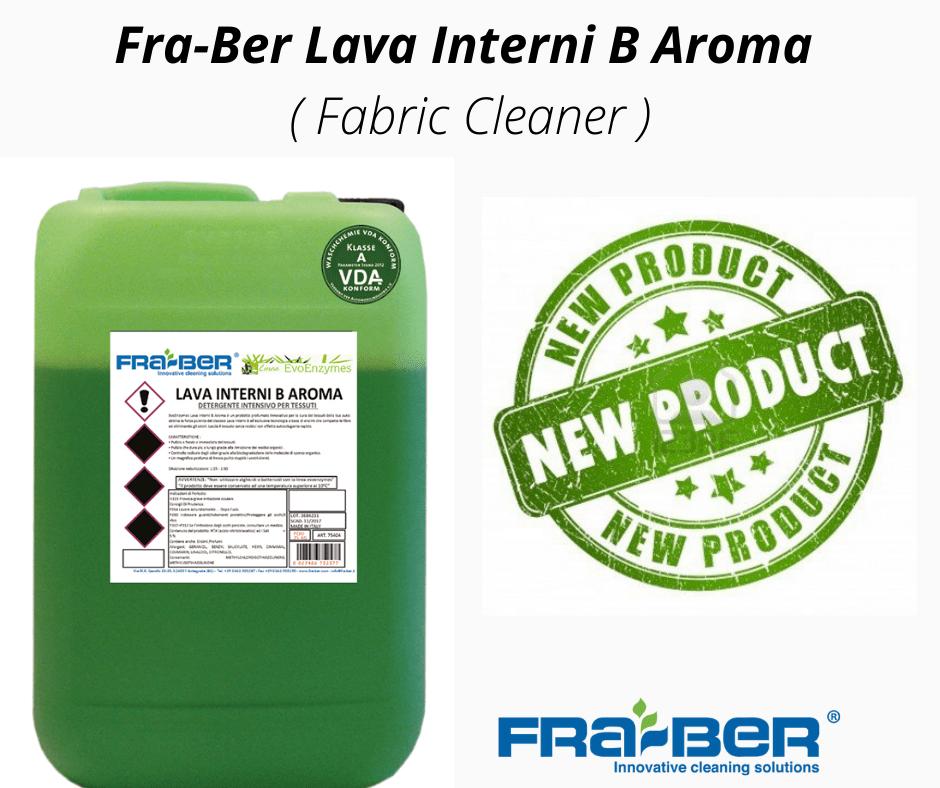 Fra-Ber Lava Interni B Aroma ( Fabric Cleaner ) (1)