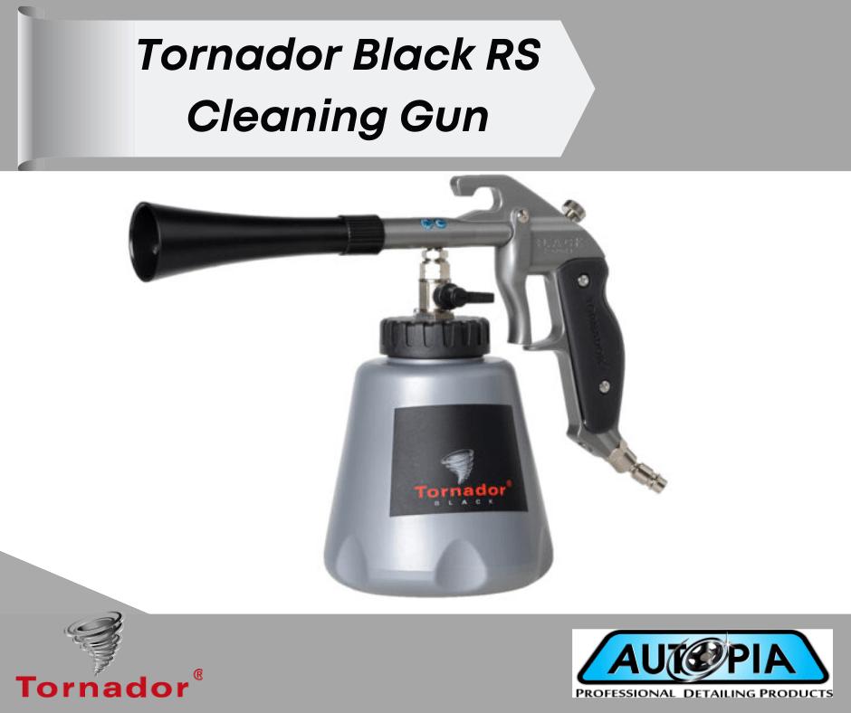 Tornador Black RS Cleaning Gun