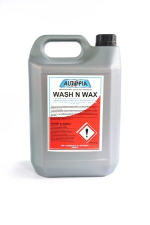 Wash N Wax 5ltr