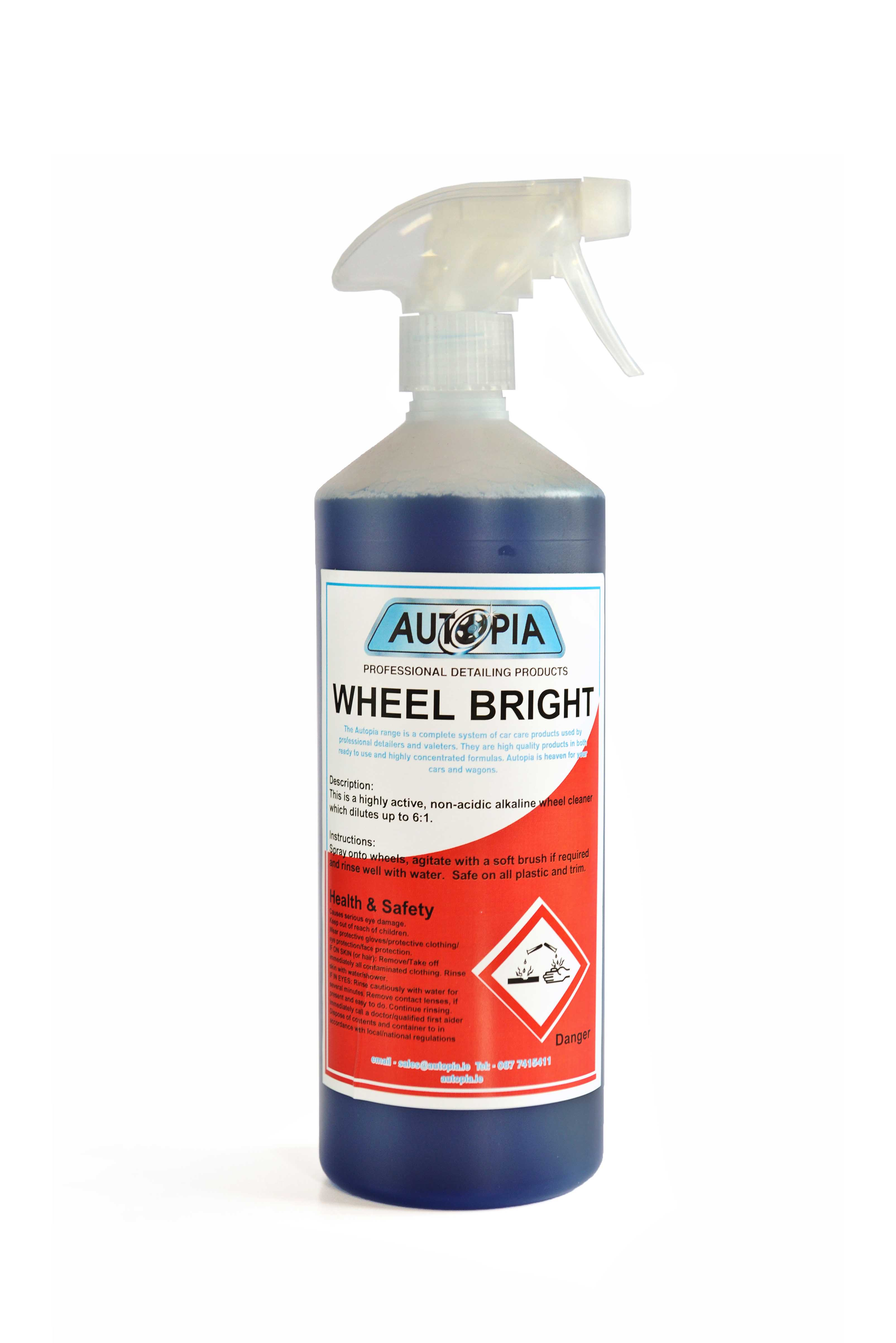 Wheel Bright 500ml