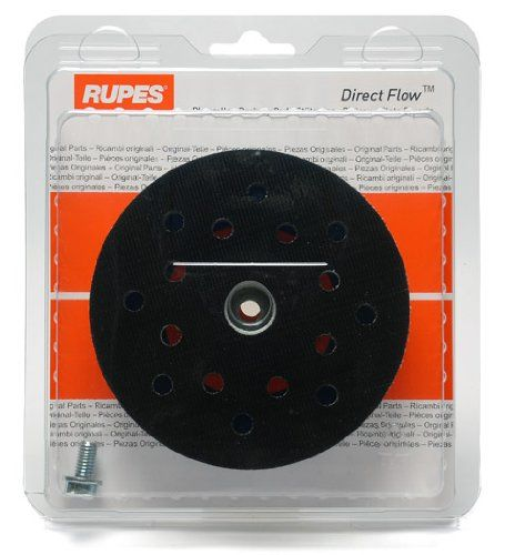rupes backing plate