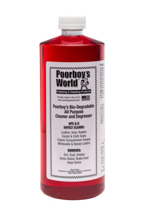poorboys all purchase cleaner