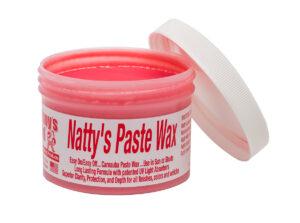 Nattys Paste Wax Red
