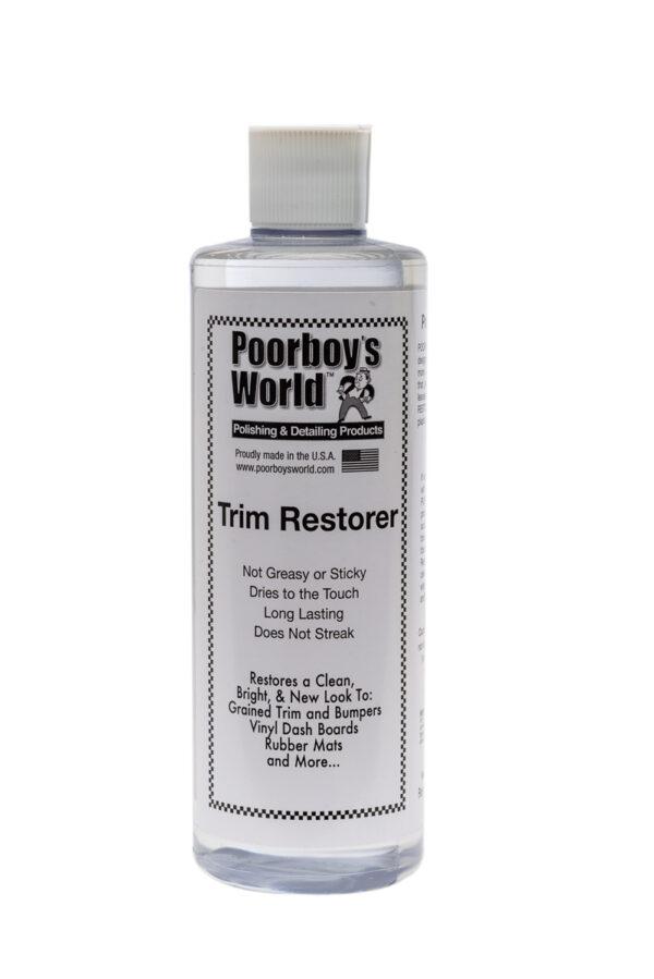 Poorboys Trim Restorer