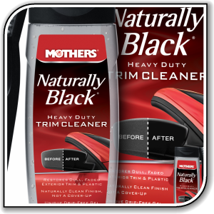 Naturally Black Tire Cleaner