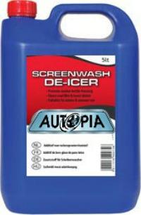 windscreen wash de-icer