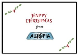 happy christmas from autopia