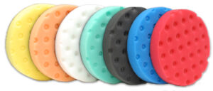 Lake Country Dual Action 5.5 Inch Foam Pads