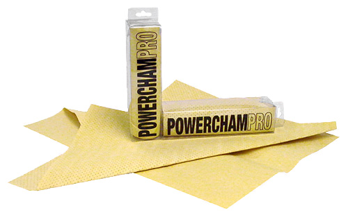 power cham pro drying cloth