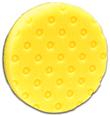 lake country yellow polishing pad