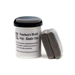 Pinnacle ultra poly-clay bar