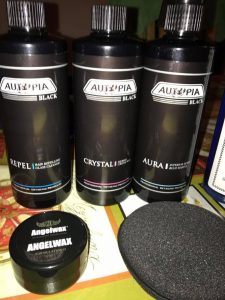 autopia black premium detailing products