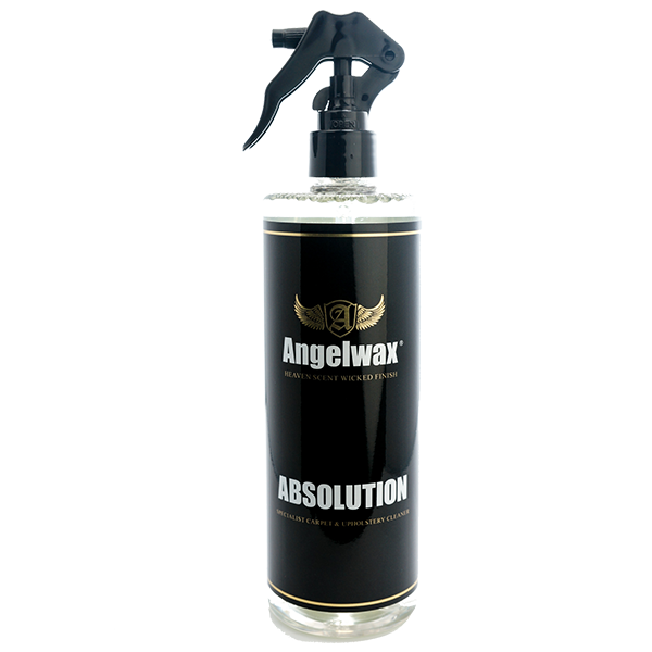Angelwax Absolution Superior Carpet and Upholstery Cleaner