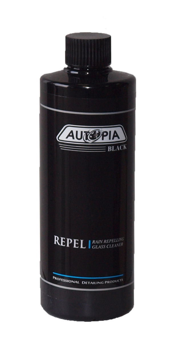 repel glass cleaner