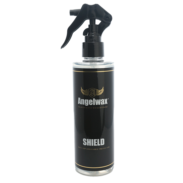 Angelwax SHIELD SOFT TOP & FABRIC PROTECTOR
