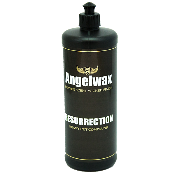 Angelwax RESURRECTION HEAVY CUT COMPOUND
