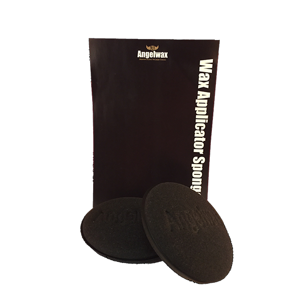 angelwax wax applicator sponge