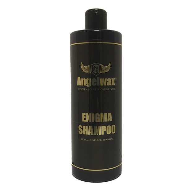 angelwax enigma ceramic coating shampoo