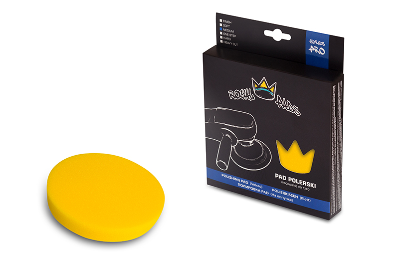 royal polishing pads medium
