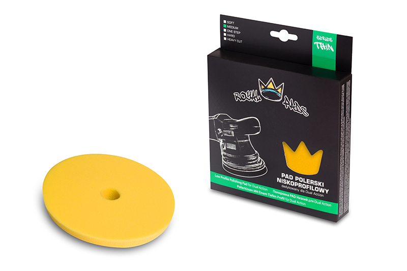 royal polishing pads thin medium