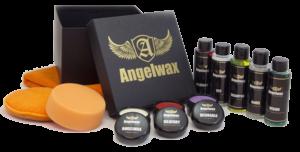 ANGELWAX SAMPLE BOX
