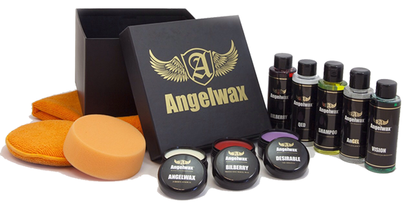 ANGELWAX SAMPLE BOX