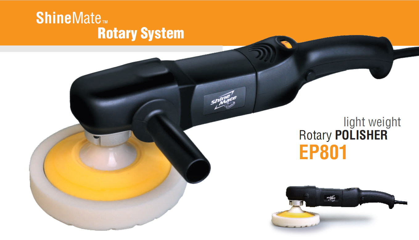 Shine Mate Rotary Polisher