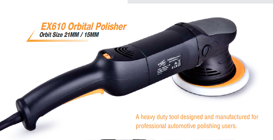 Shine Mate Orbital Polisher