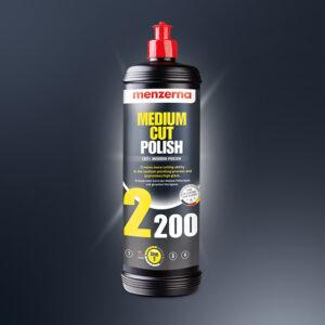 Menzerna Medium Cut Polish 2200
