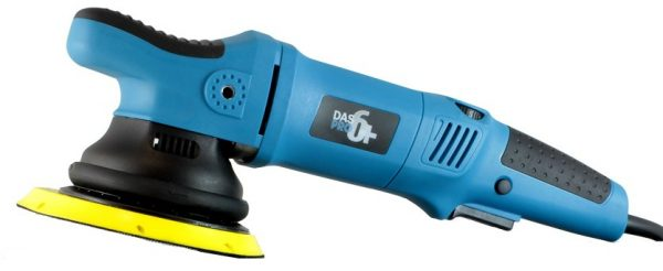 DAS-6 Pro Plus Dual Action Polisher