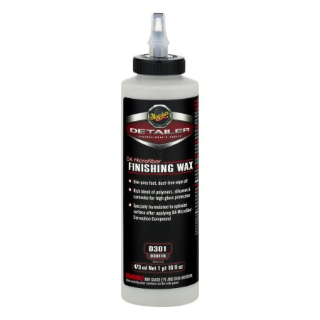 meguiars finishing wax