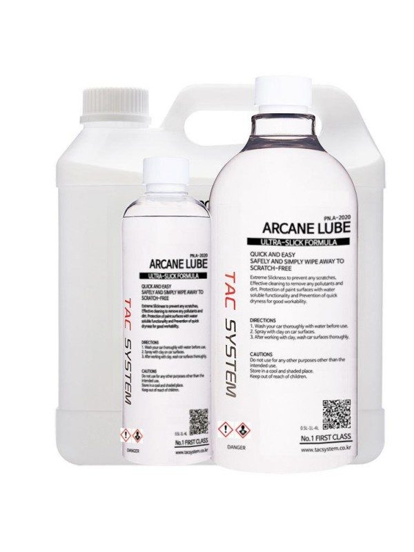 tac system arcane lube