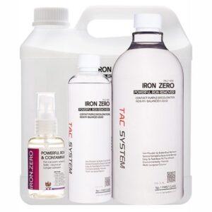 Tac System Iron Zero, iron remover