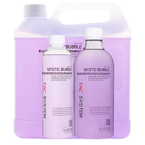 TAC System Mystic Bubble Soap