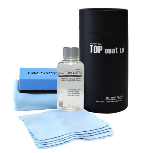 tac system top coat 1.0 protection