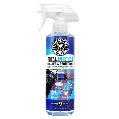 total interior cleaner and protectant