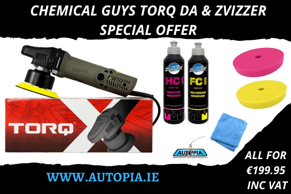 Chemical Guys & Zvizzer Special Offer