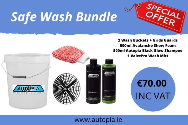 Safe Wash Bundle (4)